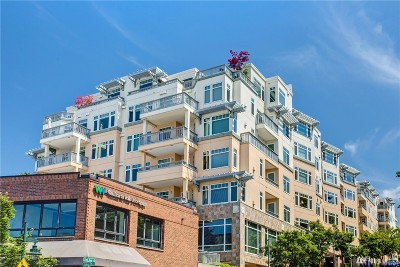 Kirkland Condo/Townhouse For Sale: 108 2nd Ave S #202