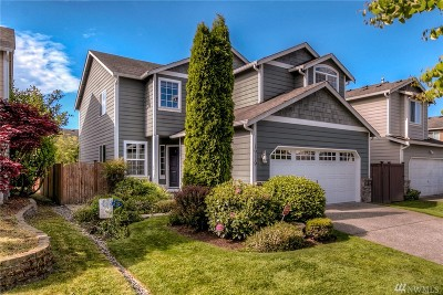 Covington Single Family Home For Sale: 16119 SE 256th Place