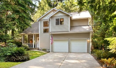 Bellingham Single Family Home For Sale: 32 Rocky Ridge