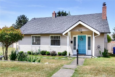 Single Family Home For Sale: 4610 S Sheridan Ave