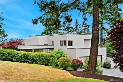 Langley Single Family Home Sold: 2296 Soundview Drive