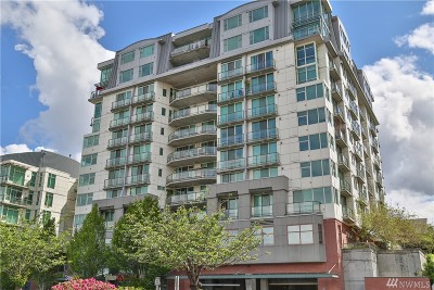 Condo/Townhouse Sold: 1100 106th Ave NE #501