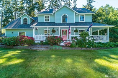 Oak Harbor Single Family Home For Sale: 1927 Boon Rd