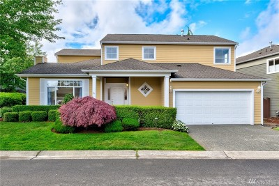 Kirkland Single Family Home For Sale: 11315 NE 117th Place #36