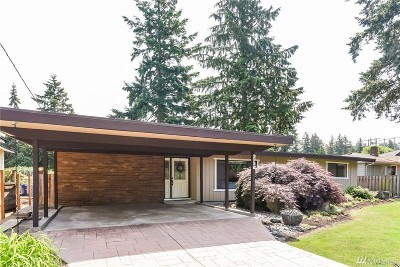 Bellevue Single Family Home For Sale: 3726 136th Ave SE