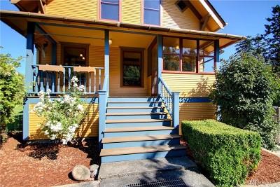 Anacortes WA Single Family Home For Sale: $815,000