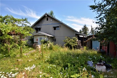 Chehalis Single Family Home For Sale: 252 SW 14th