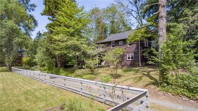 Medina Single Family Home For Sale: 7804 NE 12th St