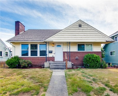 Tacoma Single Family Home For Sale: 5013 S State St