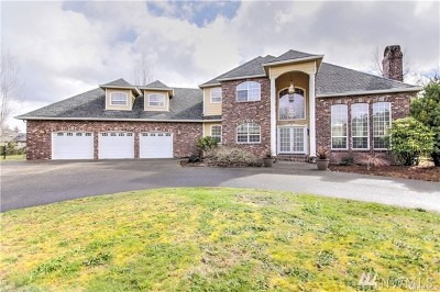 Olympia Single Family Home For Sale: 5004 72nd Lane NE