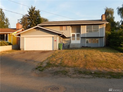 King County Single Family Home For Sale: 523 S 17th St