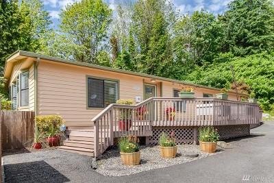 Preston Single Family Home For Sale: 8505 Preston Fall City Rd SE