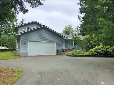 Edmonds Single Family Home For Sale: 8917 192nd St SW