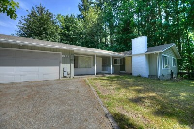 Olympia Multi Family Home For Sale: 2631 59th Ave NW