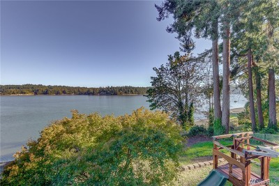 Olympia Single Family Home For Sale: 3420 Madrona Beach Rd NW