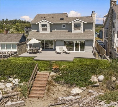 Clinton WA Single Family Home For Sale: $1,650,000
