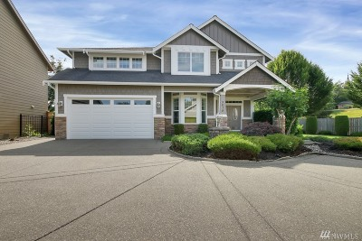 Puyallup Single Family Home For Sale: 3015 22nd St Pl SW
