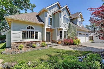 Bothell Single Family Home For Sale: 1500 183rd St SE
