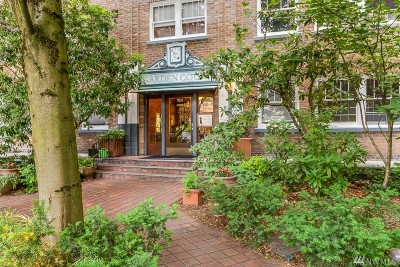 Seattle Condo/Townhouse For Sale: 1631 16th Ave #108