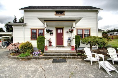Skagit County Single Family Home Pending Inspection: 19339 Conway Hill Rd