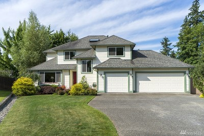 Auburn Single Family Home For Sale: 31657 110th Place SE