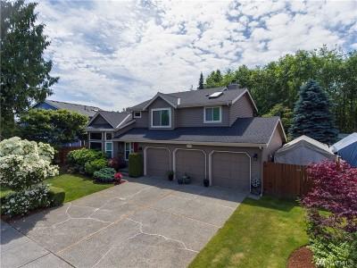 Lake Stevens Single Family Home For Sale: 11830 Meridian Place SE
