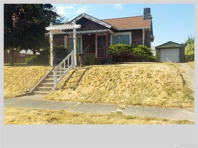 Tacoma Single Family Home For Sale: 1427 S 53rd St S
