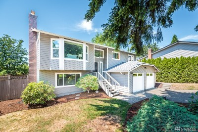 Federal Way Single Family Home For Sale: 32915 5th Ave SW