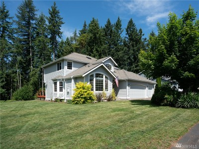 Gig Harbor Single Family Home For Sale: 13614 52nd Ave NW
