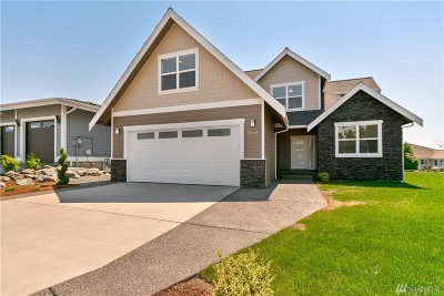 Ferndale Single Family Home Contingent: 5943 Pacific Heights Dr