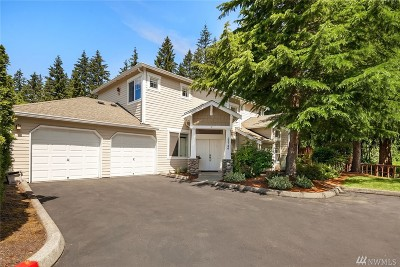 Issaquah Condo/Townhouse Contingent: 23726 SE 36th Lane