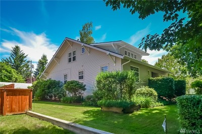 Olympia Single Family Home For Sale: 2326 Capitol Wy S