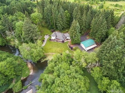 Single Family Home For Sale: 948 North Fork Rd