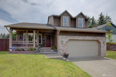 Bonney Lake WA Single Family Home For Sale: $359,000