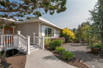 Edmonds Single Family Home For Sale: 1003 Daley St