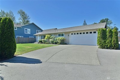 Lynnwood Single Family Home For Sale: 1633 150th St SW