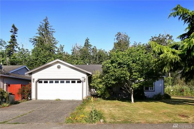 Bellingham WA Single Family Home For Sale: $360,000