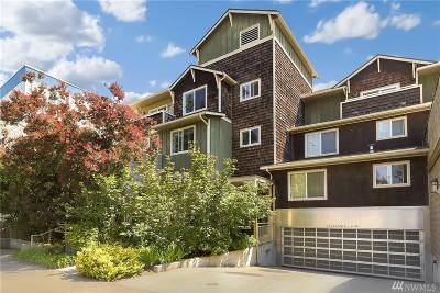 Condo/Townhouse For Sale: 12534 15th Ave NE #12