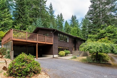 Olympia Single Family Home For Sale: 8439 Waddell Creek Rd SW