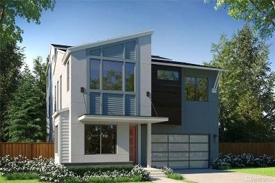 Redmond Single Family Home For Sale: 11707 177th Place NE