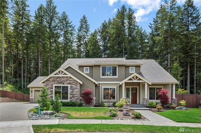 Gig Harbor Single Family Home For Sale: 7612 77th Ave NW
