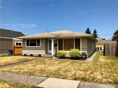 King County Single Family Home For Sale: 705 6th St SE