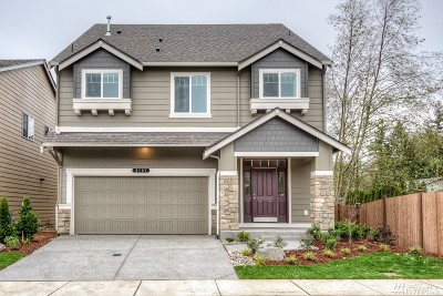 Bothell Single Family Home For Sale: 19204 13th Dr SE #4