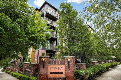 Seattle Condo/Townhouse For Sale: 412 11th Ave #211