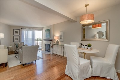 Seattle Condo/Townhouse For Sale: 3045 20th Ave W #406