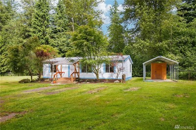 Monroe Single Family Home For Sale: 26711 Old Pipeline Rd
