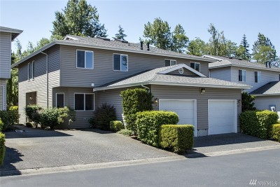 Bellingham WA Condo/Townhouse For Sale: $298,000