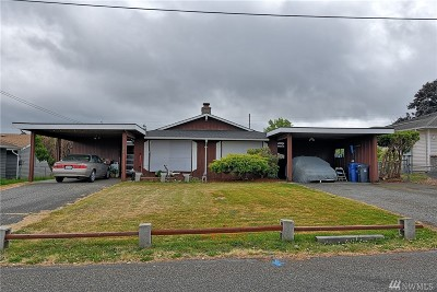 Skagit County Multi Family Home For Sale: 120 N & 122 21st St