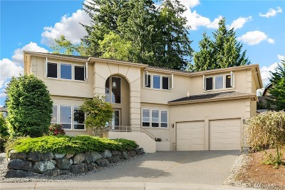 Edmonds Single Family Home For Sale: 13925 64th Place W