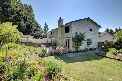 Everett Single Family Home For Sale: 419 122nd St SW